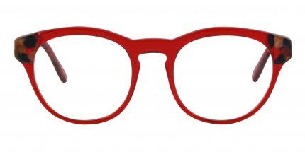 Occhiale Da Vista Antos Colore Rosso