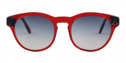 Occhiale Da Sole Antos Colore Rosso