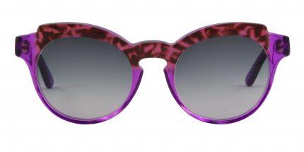 Occhiale Da Sole Filo Colore Viola
