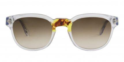 Occhiale Da Sole Gio Colore Trasparente