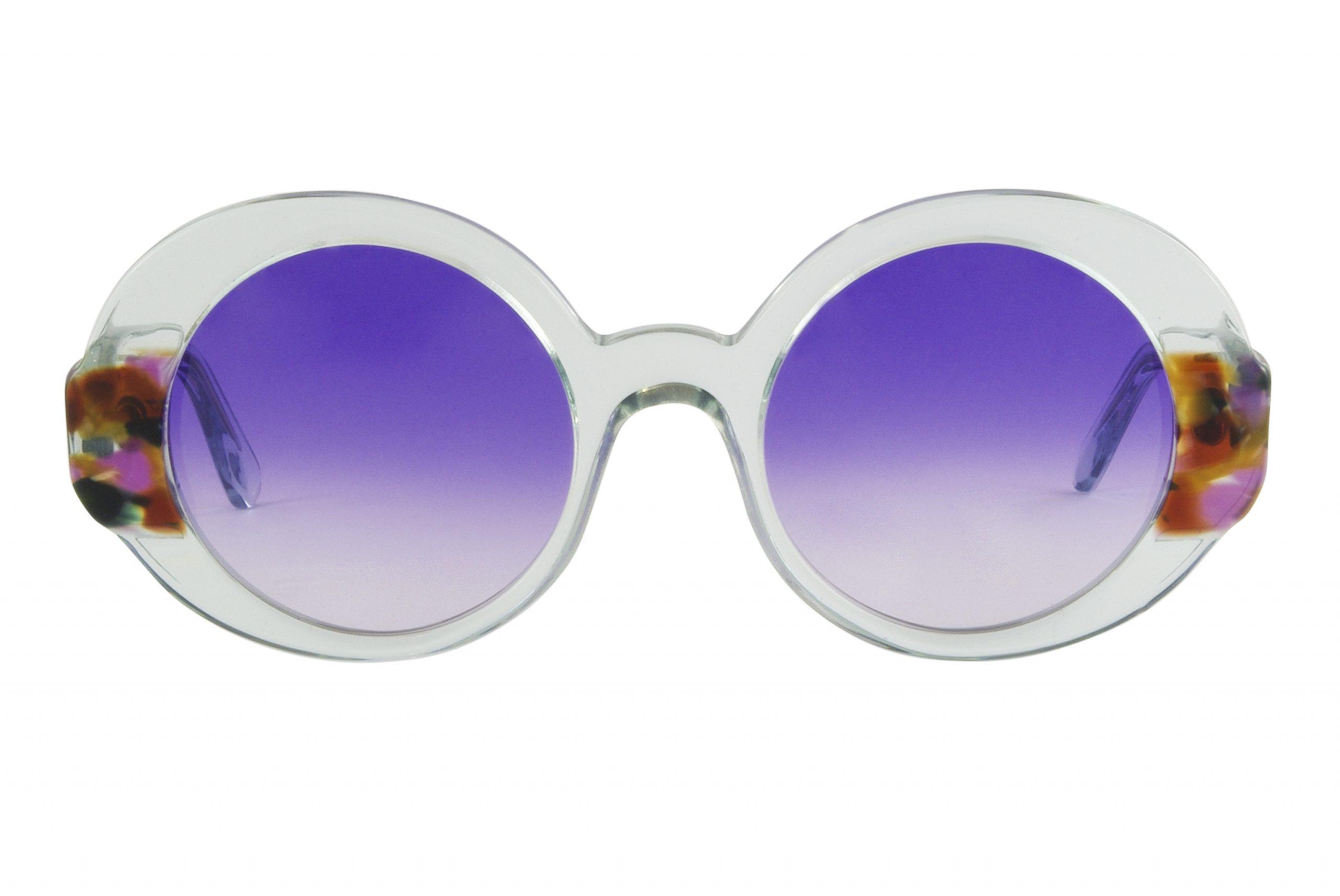 Occhiale Da Sole Maoli Colore Bianco