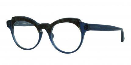 Occhiale Da Vista Filo Colore Blu