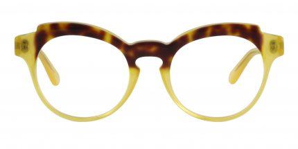 Occhiale Da Vista Filo Colore Giallo