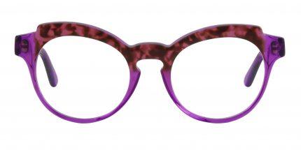 Occhiale Da Vista Filo Colore Viola