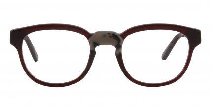 Occhiale Da Vista Gio Colore Marrone