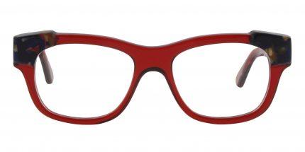 Occhiale Da Vista Jesmi Colore Rosso