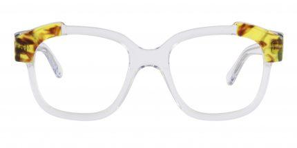 Occhiale Da Vista Leti Colore Bianco