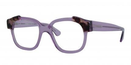 Occhiale Da Vista Leti Colore Lilla