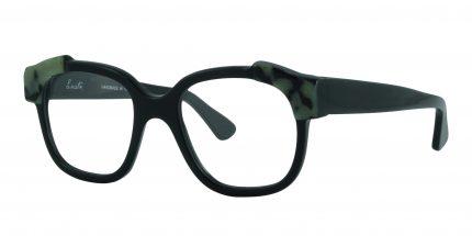 Occhiale Da Vista Leti Colore Nero