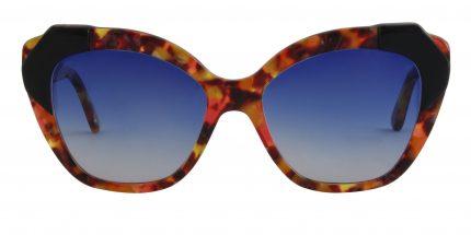 Occhiale Da Sole Palmyra Colore Tartaruga Nera