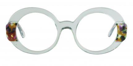Occhiale Da Vista Maoli Colore Bianco