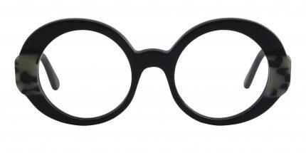 Occhiale Da Vista Maoli Colore Nero