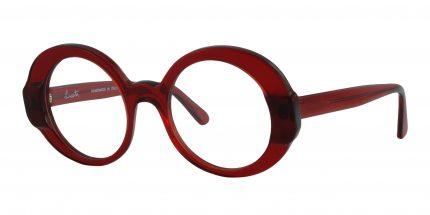 Occhiale Da Vista Maoli Colore Rosso