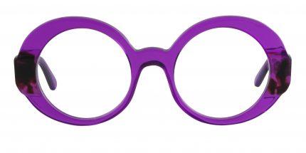 Occhiale Da Vista Maoli Colore Viola