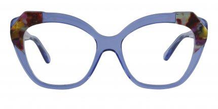 Occhiale Da Vista Palmyra Colore Blu