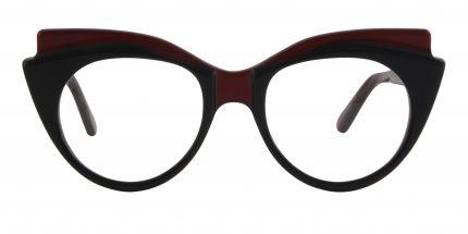 Occhiale Da Vista Pat Colore Bordeaux