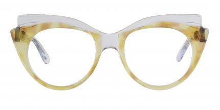 Occhiale da vista Pat colore giallo